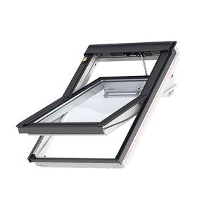 Med solceller och everfinish Velux Solo 7 takfönster 12 x 12