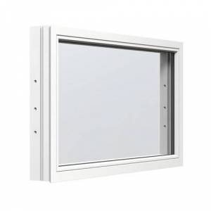 Fast- säkerhetsfönster Energi Aluminium 12, 11, RC2