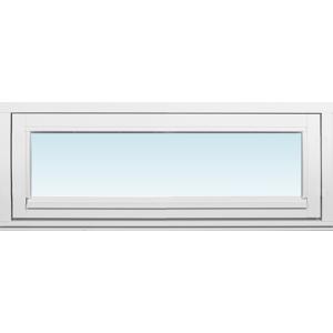 Sp Fönster Fönster Fritid 980x380mm Överhängt 1-Luft 2-Glas Isoler Utåt  (10x4)