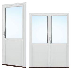 Traryd fönster Altandörr Intakt  1980x2380/1180mm  vänster utåt par 2+1 kopplad