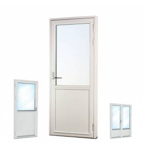 Traryd fönster Altandörr Gård  1780x2380/1780mm höger par 3-glas linjerar öppningsbart