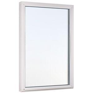 Traryd fönster Fönster Genuin 880x580mm fast målad 3-glas