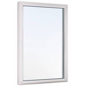 Traryd fönster Fönster Genuin 2580x2580mm fast målad 3-glas (storleken kräver en fast post)