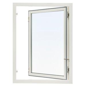 Traryd Fönster Fönster Gård 1380x580mm Överhängt 1-Luft 2-Glas Isoler Utåt