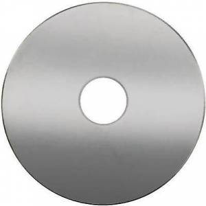 Toolcraft Mudguard reparasjon skiver 6,4 mm 35 mm stål sink belagt 50 stk 50 stk. TOOLCRAFT 888080