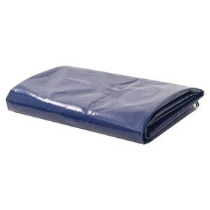 vidaXL Presenning 650 g/m² 1,5x10 m blå