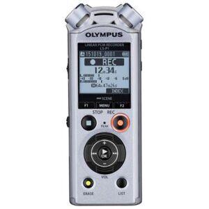Olympus LS-P1 Linjær PCM recorder Stereo opptaker med stereomic