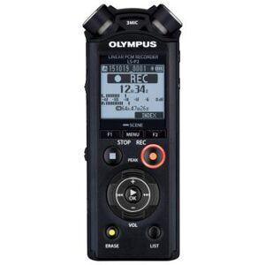Olympus LS-P2 Linjær PCM recorder Stereo opptaker med tresmic