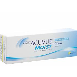 Acuvue 1-DAY ACUVUE MOIST for ASTIGMATISM 30 stk