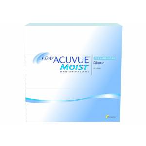 Acuvue 1-DAY ACUVUE MOIST for ASTIGMATISM 90 stk