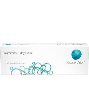 Biomedics 1 day Extra 30 stk