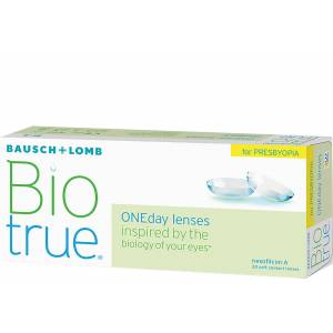Biotrue ONEday for Presbyopia 30 stk