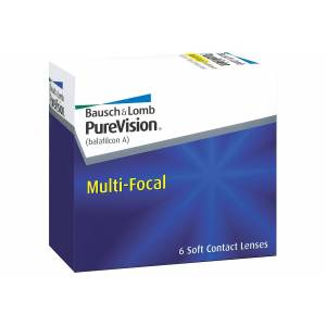 PureVision Multi-Focal 6 stk