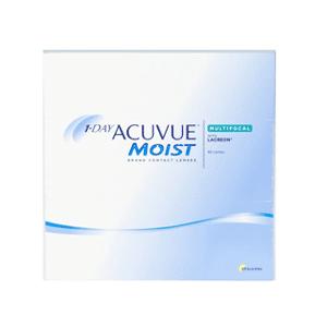 Acuvue 1-Day Acuvue Moist Multifocal 90 Pack Kontaktlinser