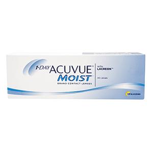 Acuvue 1-Day Acuvue Moist 30 Pack Kontaktlinser