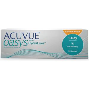 Acuvue Acuvue Oasys 1-Day for Astigmatism 30 Pack Kontaktlinser