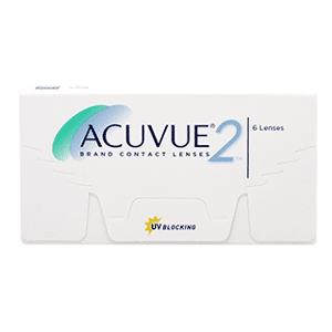 Acuvue Acuvue 2 6 Pack Kontaktlinser