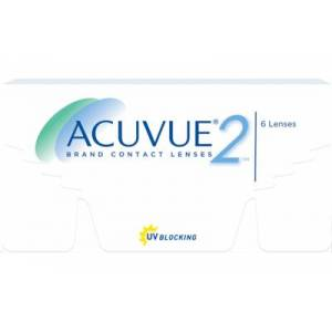 ACUVUE 2 (6 linser): -2.00, 8.3
