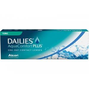 DAILIES AquaComfort PLUS Toric (30 linser): -6.50, -1.25, 70