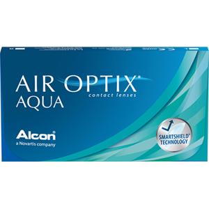 AIR OPTIX AQUA 6-pack: -3.00