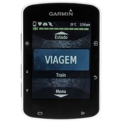 Garmin Ciclocomputador Garmin Edge 520 Bundle com GPS - PRETO/BRANCO