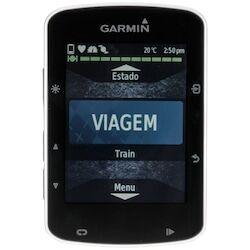 Garmin Ciclocomputador Garmin Edge 520 Bundle com GPS - PRETO/BRANCO