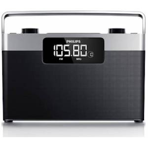 Philips Fashion Portabel radio digital AE2430