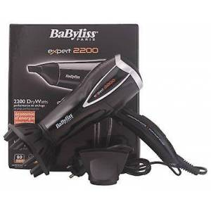 BaByliss Expert Dry Watts 2200W Dryer (Hair care , Hairdryers)