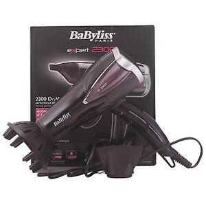BaByliss Expert torr watt 2300W torktumlare (hårvård, hårtork)
