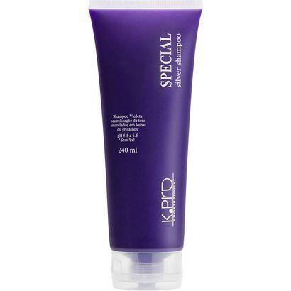 K Pro Shampoo Special Blond Silver - Unissex