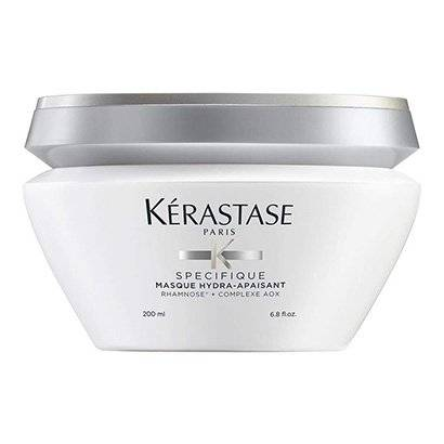 Máscara De Tratamento Kérastase Spécifique Hydra-Apaisant 200ml - Unissex-Incolor