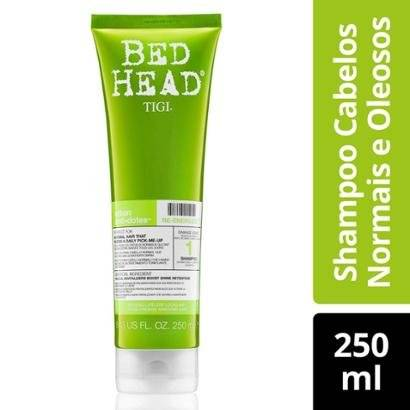 Shampoo Bed Head Urban Antidotes Reenergize Brilho 250ml - Feminino-Incolor
