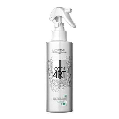 Spray Finalizador L'Oréal Professionnel Tecni Art Pli Shaper 190ml - Unissex-Incolor