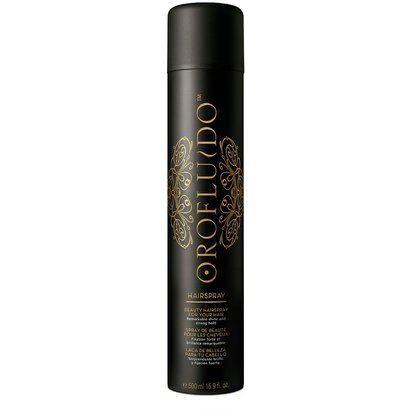 Spray Fixador Orofluido Hairspray 500ml - Unissex-Incolor