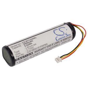 7612201334 Batteri till GPS 2600 mAh 67.88 x 18.46 x 18.34mm