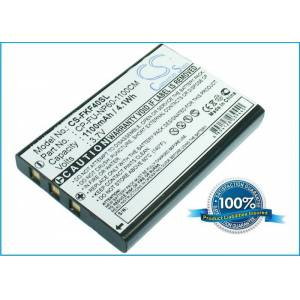 Falk Ibex 30 Batteri till GPS 1100 mAh 52.20 x 35.30 x 7.10mm