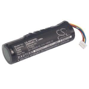 361-00029-02 Batteri till GPS 2200 mAh 67.59 x 18.54 x 18.54mm