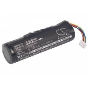 010-10806-30 Batteri till GPS 2200 mAh 67.59 x 18.54 x 18.54mm