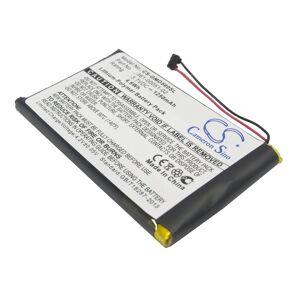 361-00051-02 Batteri till GPS 1250 mAh 60.00 x 36.00 x 5.00mm