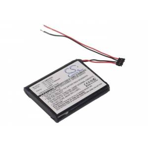 Garmin Edge 205 Batteri till GPS 600 mAh 38.53 x 31.03 x 5.80mm