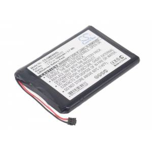 KE37BE49D0DX3 Batteri till GPS 1000 mAh 51.00 x 34.00 x 5.00mm