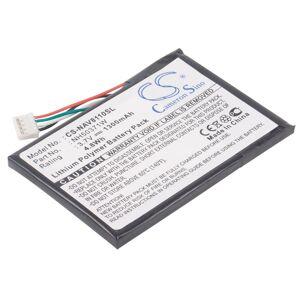 Navigon 81xx Batteri till GPS 1300 mAh 64.10 x 42.60 x 4.80mm
