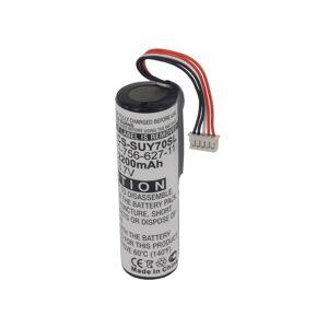 2-665-068-11 Batteri till GPS 2200 mAh 65.34 x 20.09 x 18.24mm