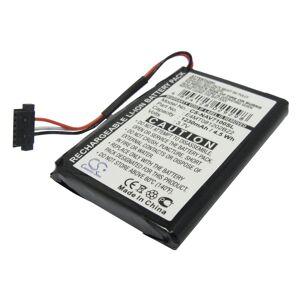 Navigon Batteri til Navigon Triansonic PNA-6000 3.7V 1230mAh E4MT081202B22