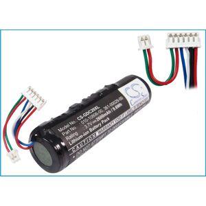 Garmin Batteri till Garmin Astro System DC20, DC30 3,6V 2,6Ah Li-Ion