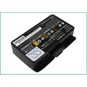 Garmin GPSMAP 396 Batteri till GPS 2200 mAh