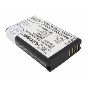Garmin Montana 600T Batteri till GPS 2200 mAh 53.33 x 34.15 x 10.88mm