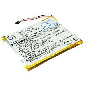 Garmin Nuvi 3550LM Batteri till GPS 1000 mAh 55 x 45 x 4 mm