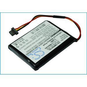 TomTom One XXL 540S Batteri till GPS 900 mAh