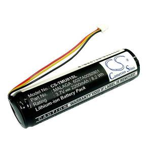 TomTom Urban Rider Pro Batteri till GPS 2200 mAh 67.7 x 18.2 mm